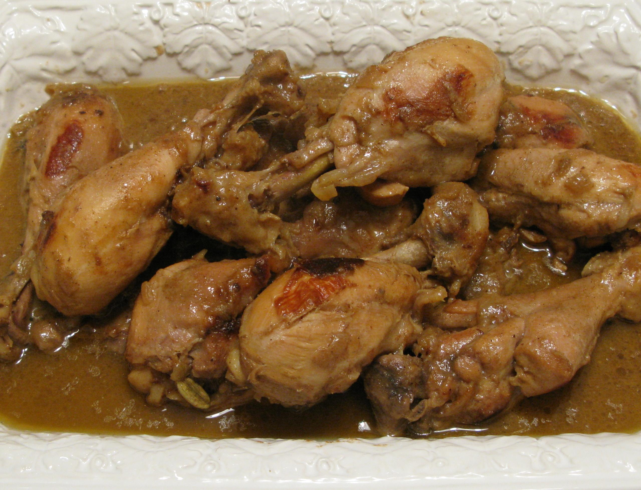 Chicken Korma | DeshiGrub.com