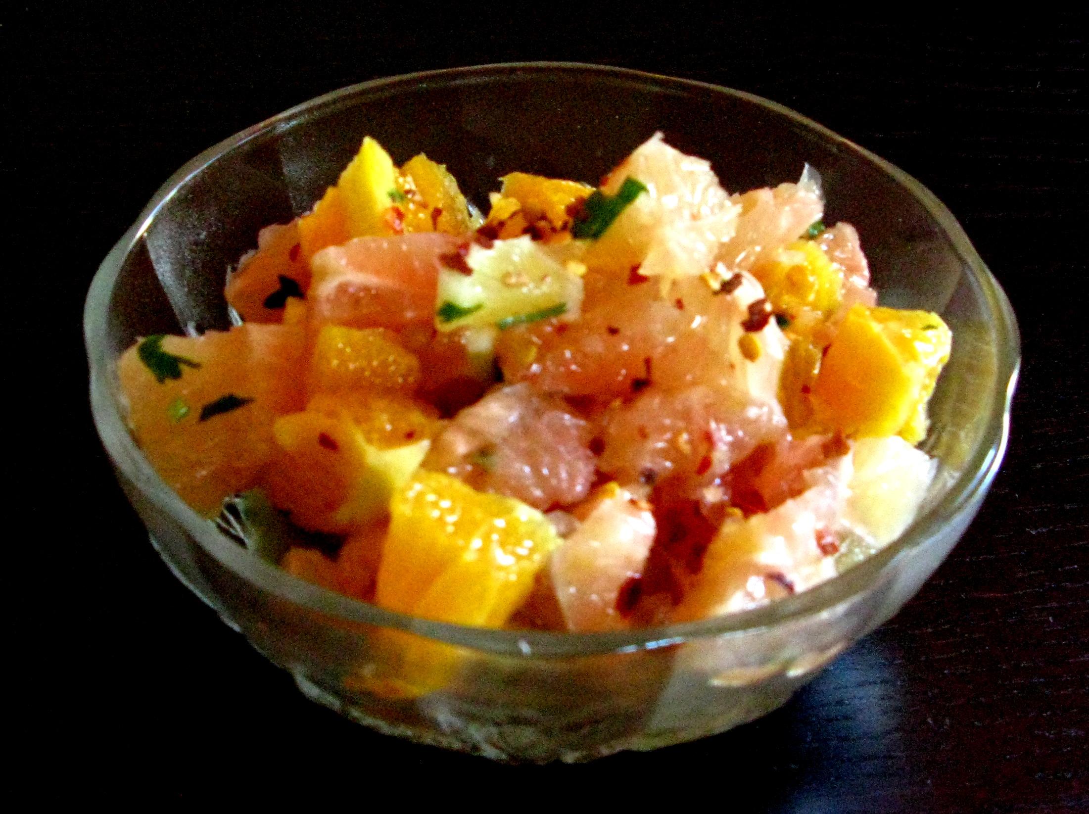 Citrus Fruit Medley | DeshiGrub.com