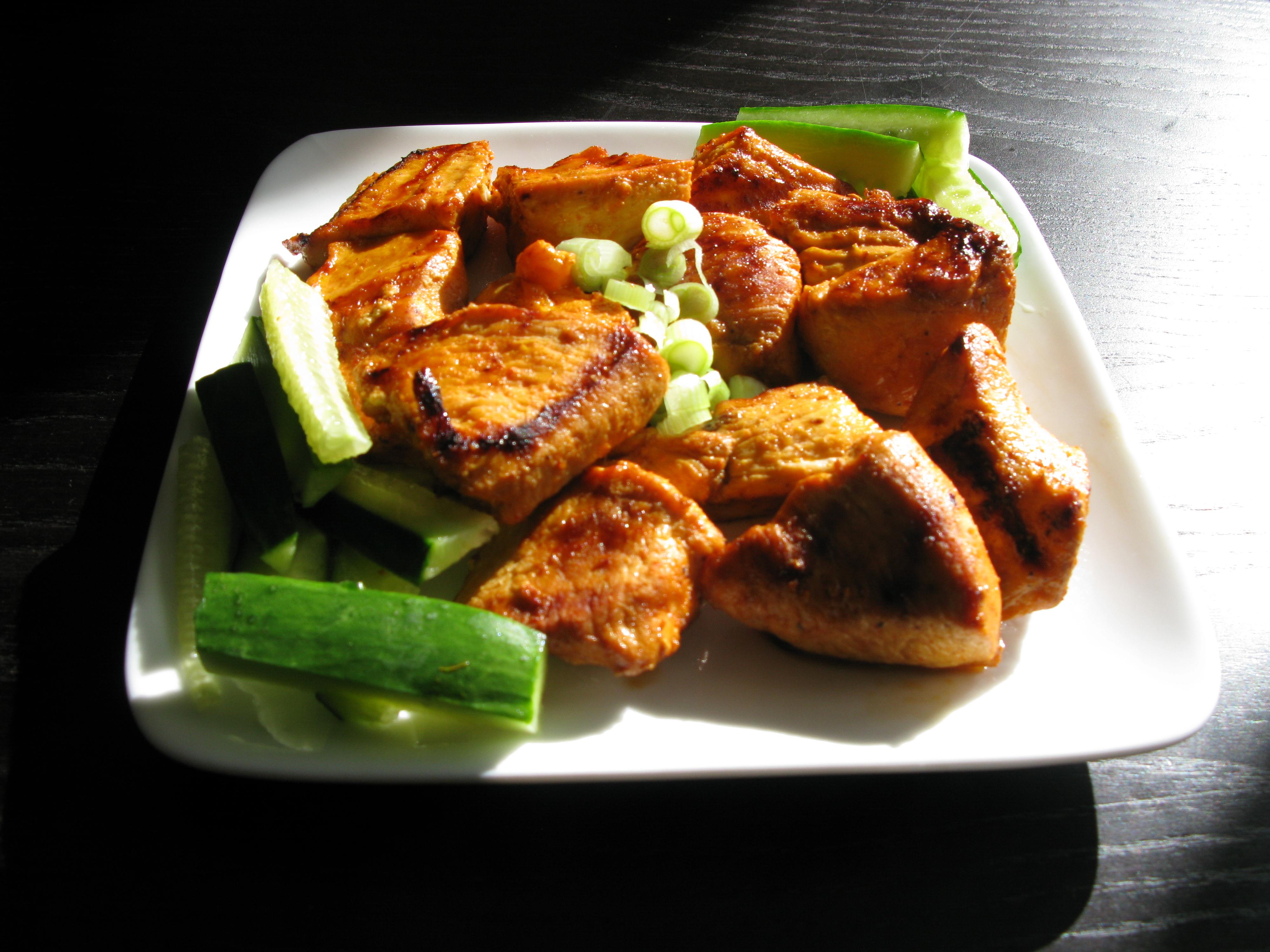Chicken Shish Kebab | DeshiGrub.com
