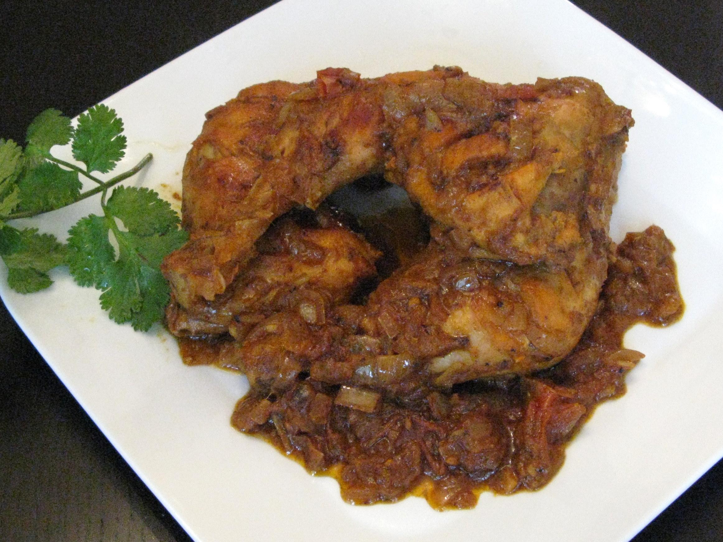 grilled chicken bhuna deshigrub com