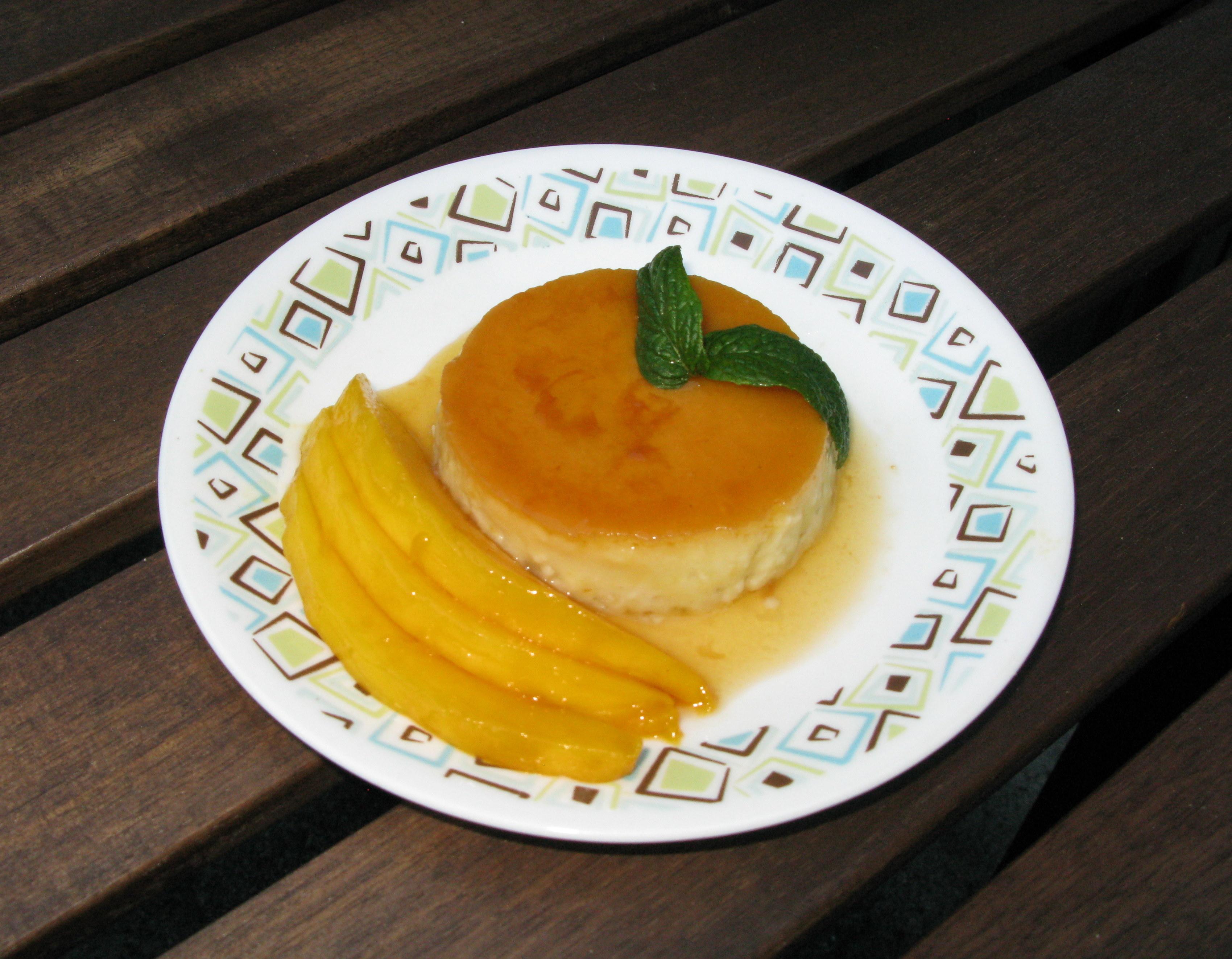 Coconut Flan | Quick, Easy, Healthy Deshi & Contemporary Recipes